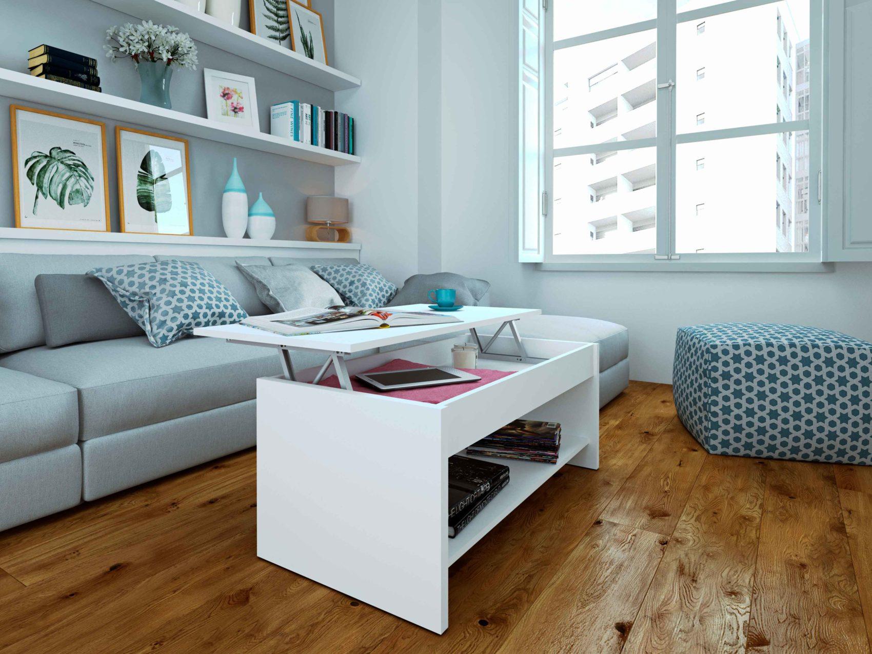 Relax en tu salón con la mesa Argus