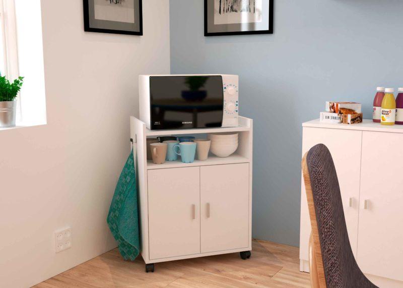 decorar con muebles de cocina