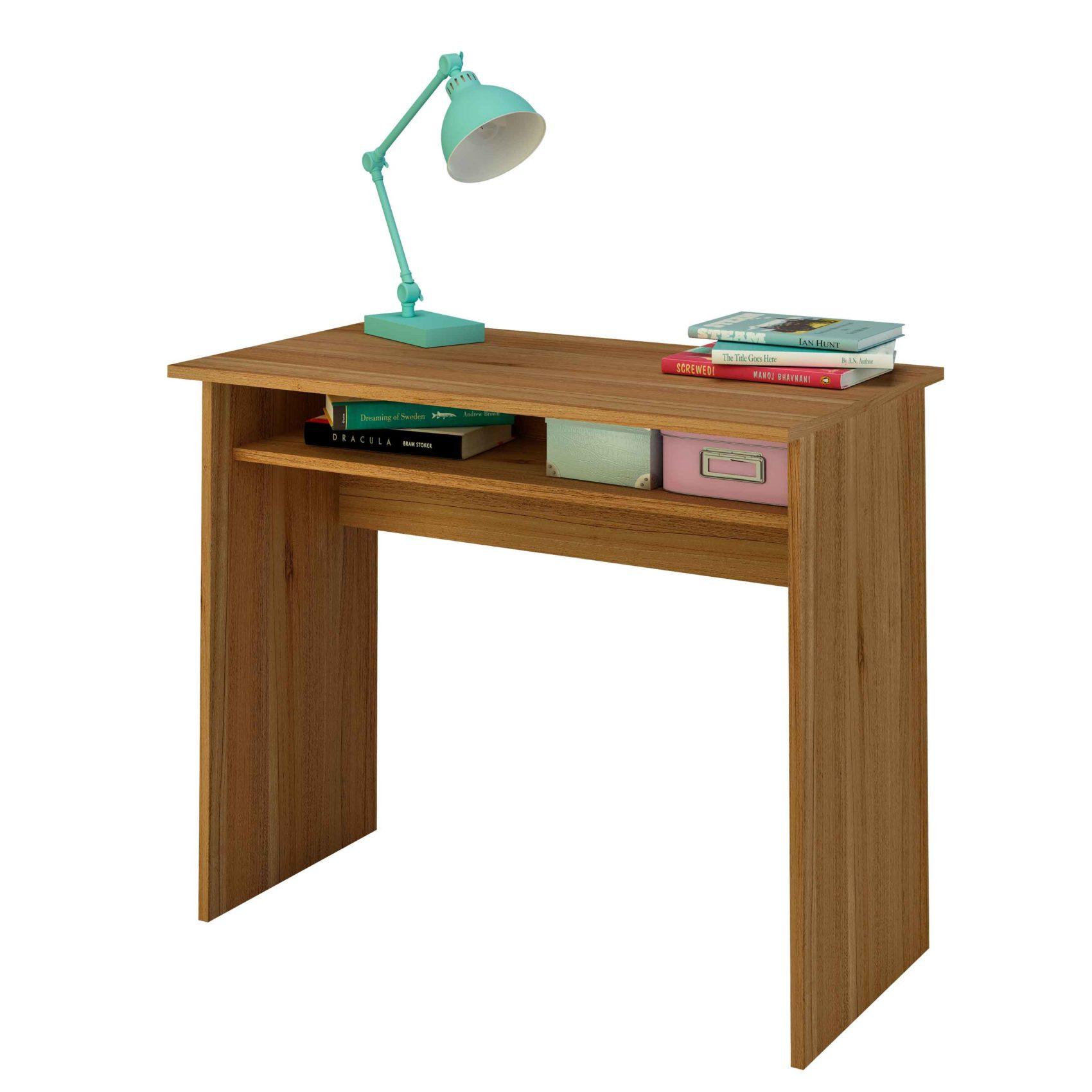escritorio madera balda