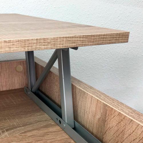 mesa de centro elevable argus