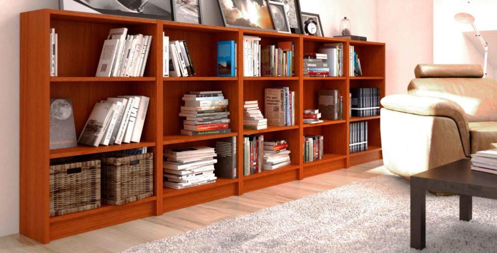 estanterías para oficina o salón