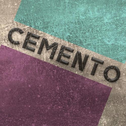 muebles color gris cemento