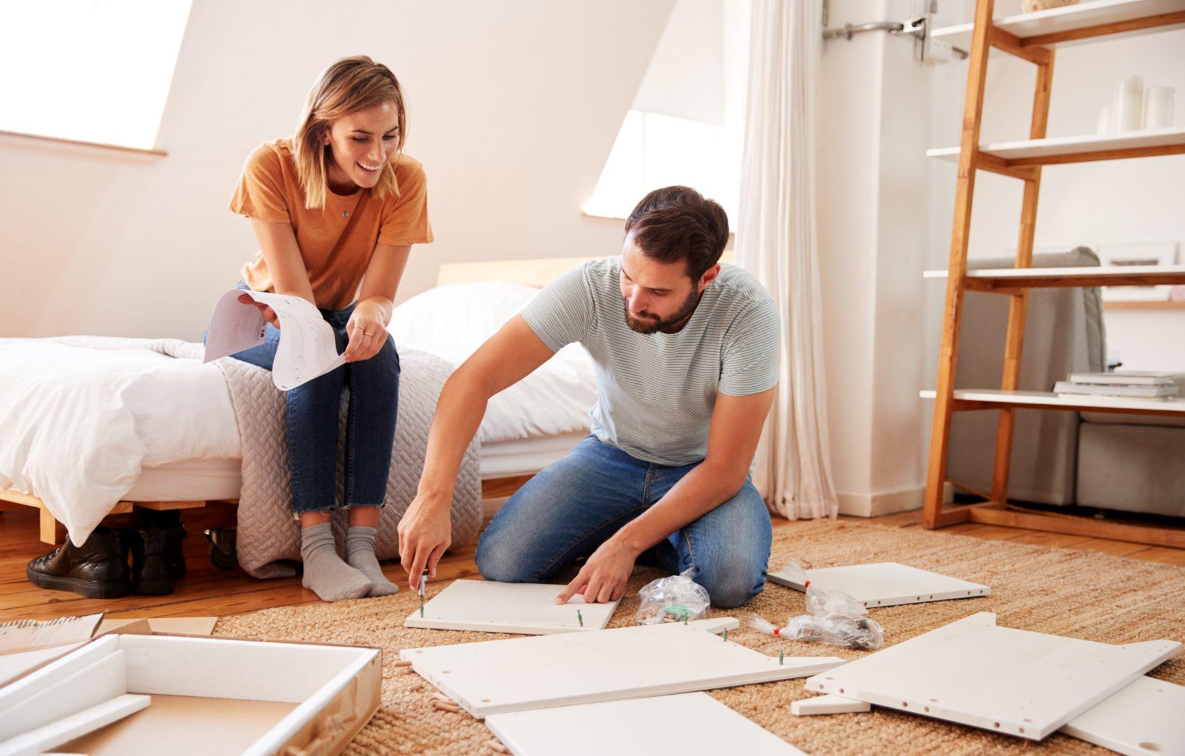 Ventajas de comprar muebles Kit
